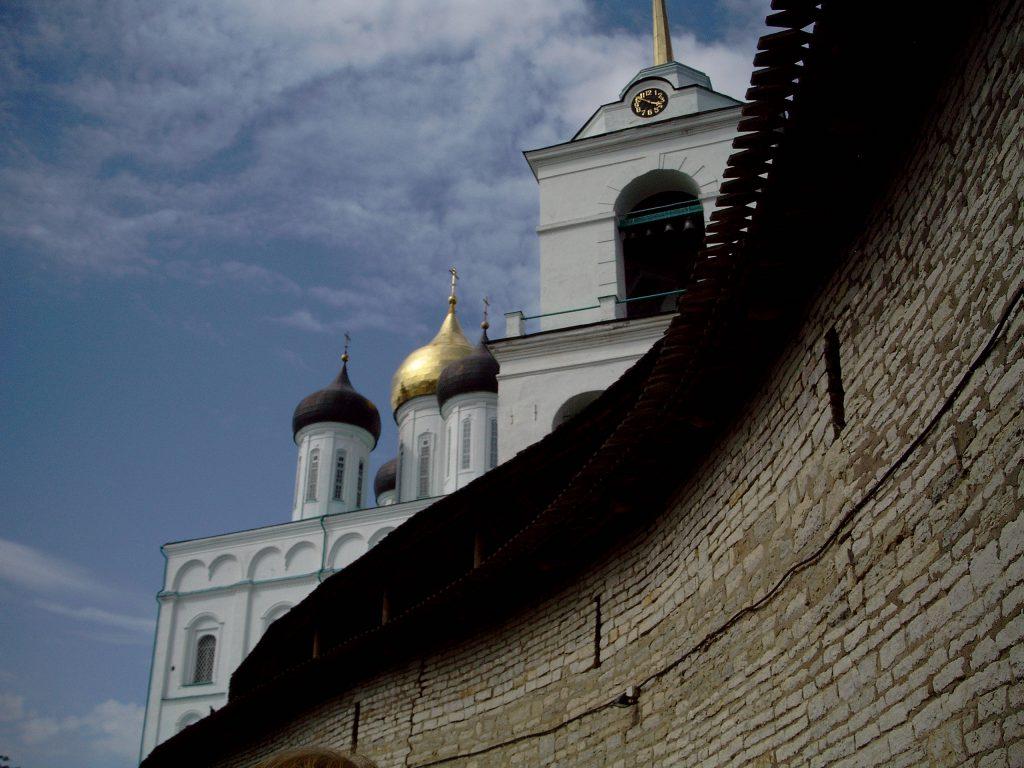 Der Pskover Kreml
