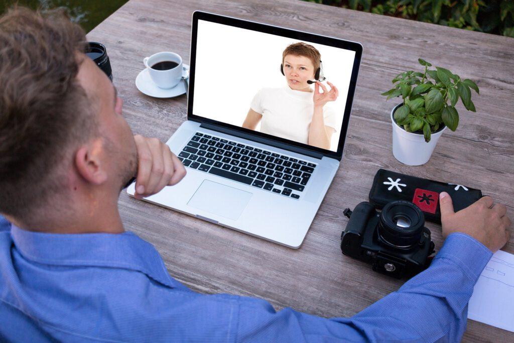 Sprachunterricht online